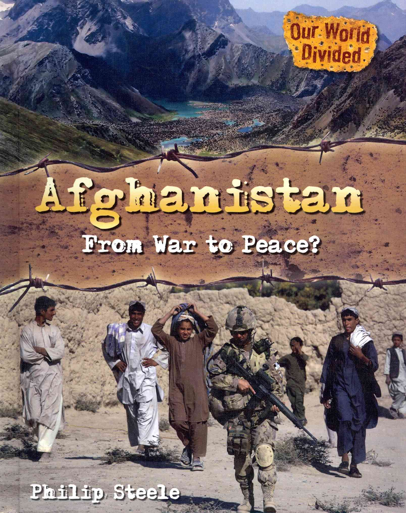 Afghanistan By Steele, Philip